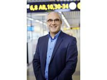 Peter Weinhandl, flygplatschef Malmö Airport