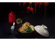 Dinner Time Stories - där teknik möter en gastronomisk upplevelse