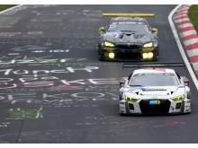 Audi R8 LMS 11 Micke Ohlsson Audi race experience