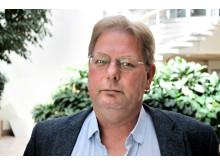 Tomas Svensson, ordförande i Hyresgästföreningen Halmstad-Laholm.