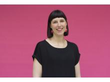 Maria Pettersson, partisekreterare Feministiskt initiativ