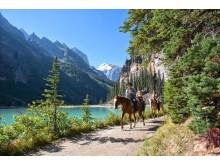 Fairmont Hotels & Resorts > CLL Fairmont Chateau Lake Louise > Horseback Riding
