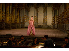 Press photo - Julia Lezhneva, solo concert at Drottningholms Slottsteater August 23, 2013