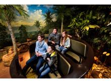 Swiss Chocolate Adventure im Verkehrshaus der Schweiz: Dschungel