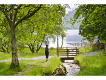 Ramblers Walking Holidays:  Hassness, Buttermere, Lake District