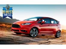 KBB listar Ford Fiesta