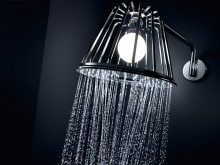 AXOR Lampshower (2014) designed by Nendo