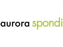 Logotyp - Aurora spondi