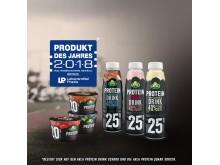 Arla Protein Produkt des Jahres 2018
