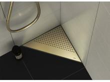 Corner Gold - Pearl