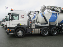 Tyve nye Scania til Unicon