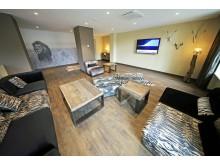 Die Akrika-Lounge