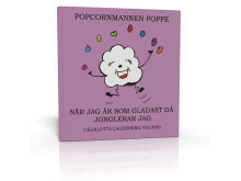 Charlotta Lagerberg Thunes läser om Popcornmannen Poppe