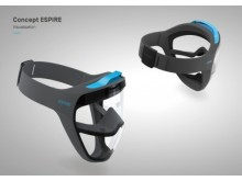 Espire-Lackier-Atemschutzmaske, 2. Platz beim James Dyson Award 2016 in Deutschland