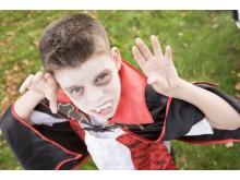Vi vil ha grønne Halloween-monstre
