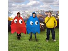 Pac-Man Regnslag / Poncho