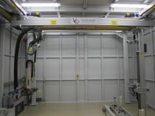 XRHGantry - Röntgeninspektion von schweren, großen oder komplexen Bauteilen