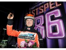 Tommi Kylliäinen vann V86-premiären