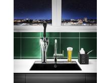 Carlsberg Residential Tap w beer