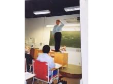 Hans Rosling undervisar