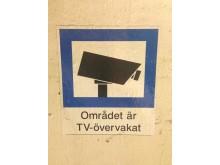 Övervakningskamera