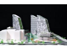 Modell, parken: Solar Plexus