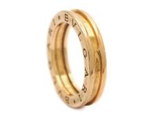 Moderna 12/12, Nr: 35, BVLGARI, ring, B-Zero 1, 18K guld, 1 band