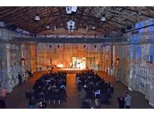 """Das Kunstkraftwerk Leipzig war erstmals Veranstaltungsort für die Verleihung des """"Leipziger Tourismuspreises"""""""