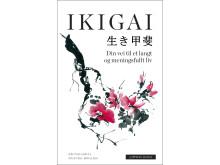 Omslag av boken Ikigai