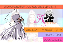 AfroAsia Week Heritage Pageant