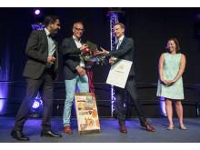 Helsingborg Årets Tillväxtkommun 2016