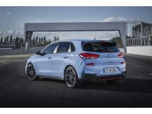 Maximal körglädje med Helt nya Hyundai i30 N.
