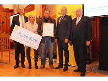 Bürgerenergiepreis Oberfranken 2015: Uwe Zitzmann