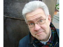 STAGE SET: Ian McMillan is just one of the guests appearing in Rochdale this weekend for Rochdale Literature & Ideas Festival.