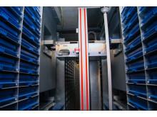 Robotstyret kundeboksanlæg til Danske Bank