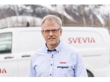 Lars Reitan, vd, Svevia AS