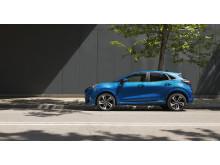 Ford Puma exterior