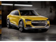Audi h-tron quattro concept - statisk front