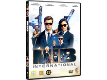 MEN IN BLACK INTERNATIONAL, DVD