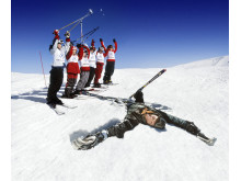 Kids stehen in Norwegens Alpinzentren hoch im Kurs