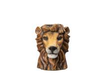 VASE LION SMALL 609-056