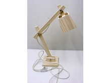 Bordslampa återkallas från konsument