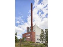 Värme- och kraftcentralen, KTH, Stockholm