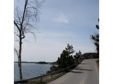 Strandväg i ytterskärgård, Nynäshamn