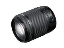 Tamron 18-200 Di II VC Canon, skrå forfra