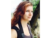 Rebecka Le Moine, en av årets miljö- och naturvårdsstipendiater