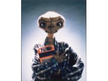 E.T. med sin Speak & Spell