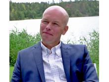 Fredrik Bergström, affärsområdeschef WSP