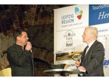 Christian Conrad (PIER 1 GmbH und Co. KG.) berichtet über das Leipziger Neuseenland