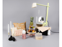 Beckmansstudenter visar och säljer experimentellt hantverk på Grandpa Kungsholmen